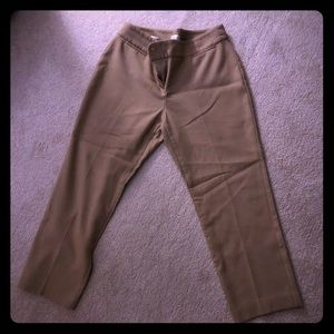 Tan Talbots Dress Pants
